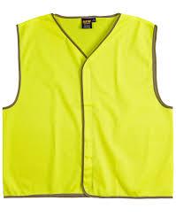 SW02 vest yellow