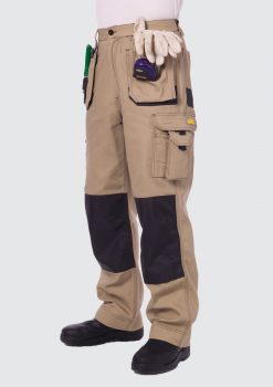 DNC 3337 Duratex Cotton Duck Weave Trousers