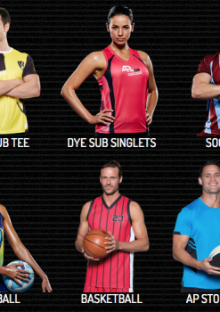 custom made sportswear australia