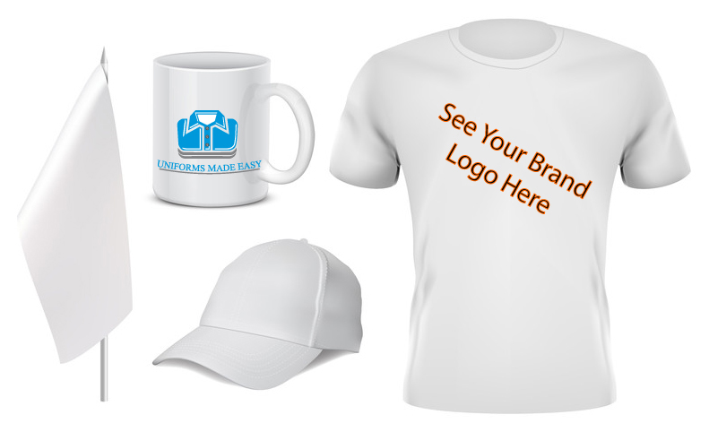 promotional products by uniforms made easy